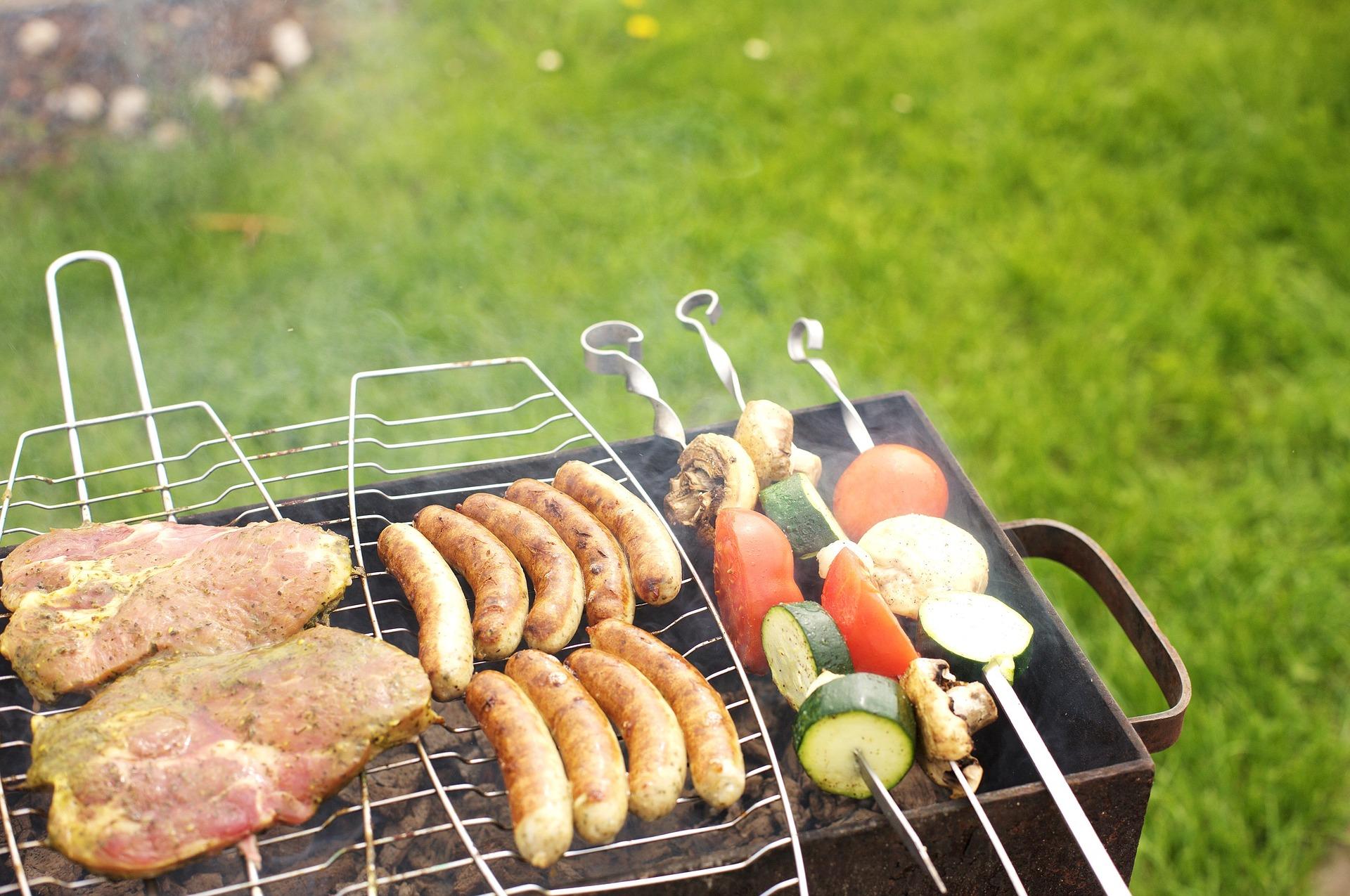hygiène barbecue