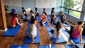 Cours de Yoga gratuit RésoSanté détente méditation santé bien-être