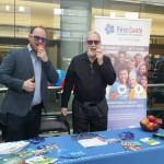 RésoSanté à la Vancouver Public Library pour les journées de la francophonie 2016