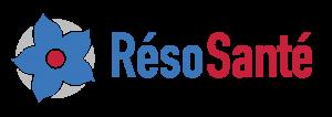 Logo ResoSante Clr Horizontal
