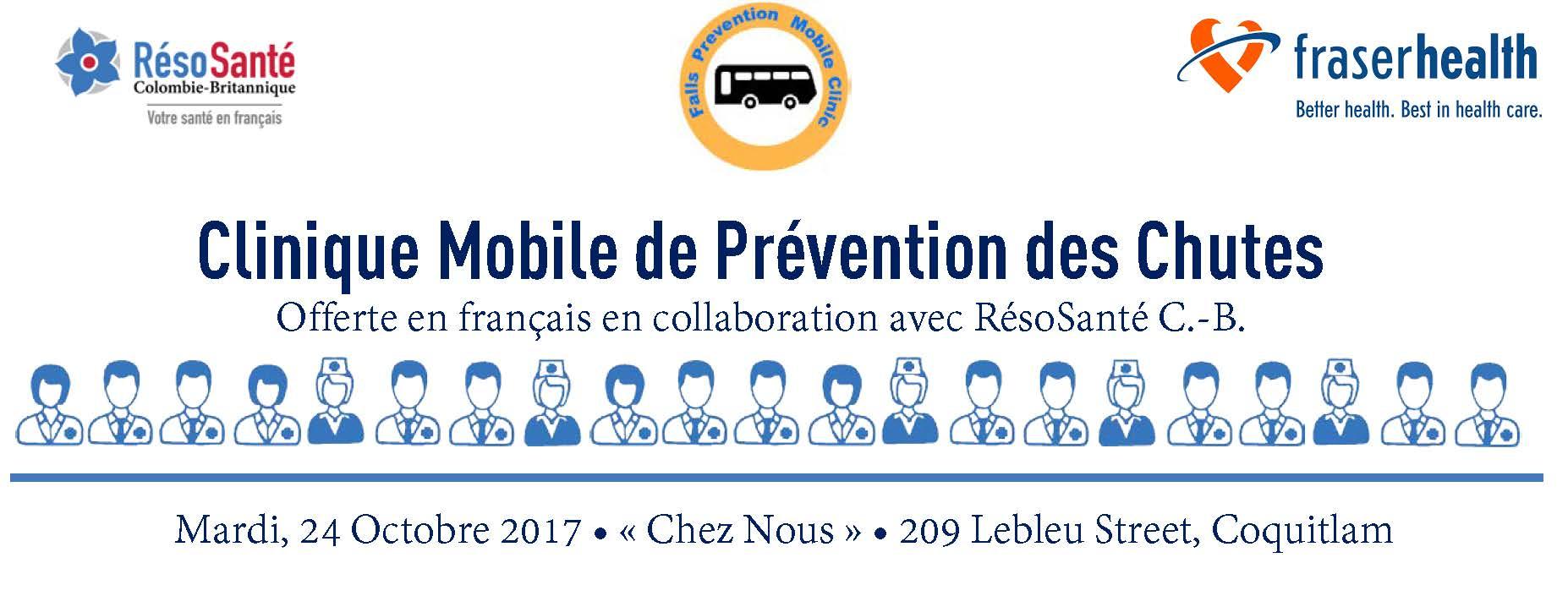 Clinique Mobile Fraser Health