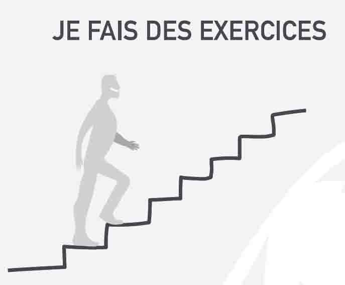 exercices santé au travail
