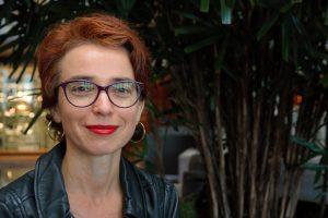 """Marie Jauffret Roustide, sociologue responsable du programme de recherche """" """"La réduction des risques : pratiques, savoirs et modèles politiques."""""""